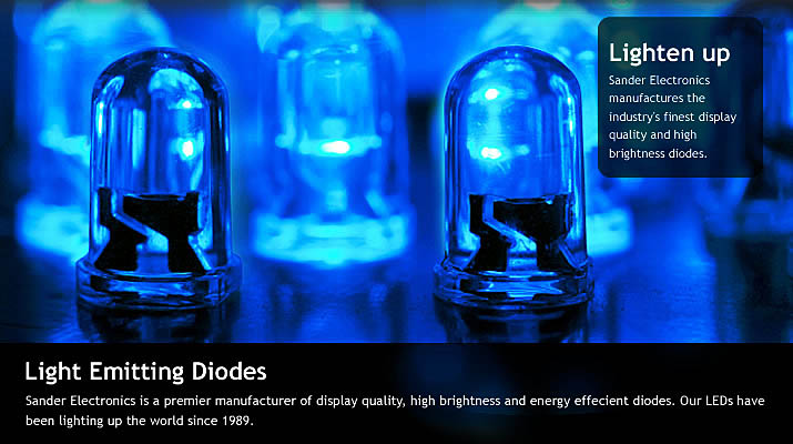 Light Emitting Diodes, Discrete Diodes, SMT LED